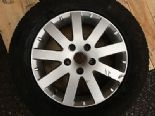 "CHRYSLER VOYAGER TOWN & COUNTRY GENUINE 17"" 9 SPOKE ALLOY WHEEL 1BD60TRM"